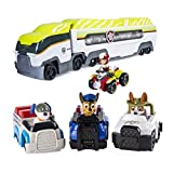 Paw Patrol Play Vehicle Jungle Patroller Kids Boy Toys with Chase, Robodog and Tracker