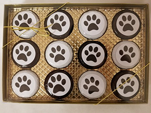 Chocolate Covered Oreo Cookie 12 pack Gift Set Puppy / Dog...