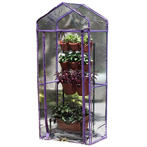 Watex Green House for Mobile Green Wall,Violet by Watex (Image #3)
