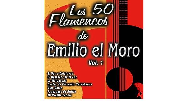Los 50 Flamencos de Emilio el Moro Vol. 1 by Emilio El Moro on Amazon Music - Amazon.com