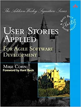 Book User Stories Applied: For Agile Software Development by Cohn, Mike (2004)