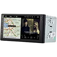 Dasaita Android 7.1 Car Stereo for Nissan Sentra Tiida Versa Murano Pathfinder Gps Navigation Radio with 7 Inch Screen 2G Ram and HDMI Output Head Unit