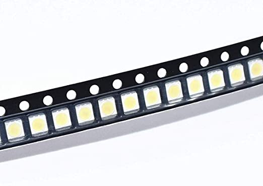 ✅ YUVASA 10pcs x LG 3535 Innotek LED 2W 6V retroiluminación TV de la Pantalla Retro iluminación reparación Leds fundidos Tiras: Amazon.es: Electrónica