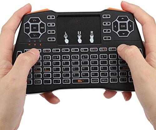 Wendry Mini Keyboard,2.4GHz Mini Wireless Keyboard,for Viboton I8 Plus,for Andriod TV Box//Google TV Box//XBOX360,Plug and Play