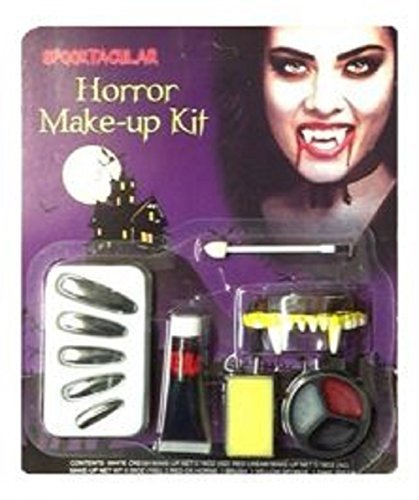 Halloween Vampiress Horror Make-up Kit by Momo Fashions-Spooktacular Ltd (Vampiress Makeup)