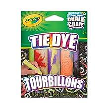 Crayola Sidewalk Chalk - Tie Dye