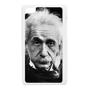iPod Touch 4 Case White Einstein hhvw