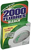 Toilet Bowl Cleaner Tablet 2000 Flushes 290074 Chlorine Antibacterial Automatic Toilet Bowl Cleaner 1.25 OZ (Pack of 1)