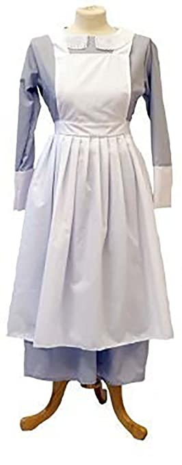 Victorian Kids Costumes & Shoes- Girls, Boys, Baby, Toddler Wartime-World Book Day-Wonderland-Carroll DELUXE GOVERNESS Ladies Fancy Dress Costume - From Sizes 10-24 $83.00 AT vintagedancer.com