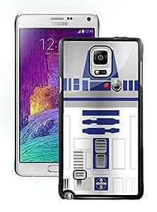 Samsung Note 4 Case,tar Wars R2D2 Robot 1 Black For Samsung Note 4 Case