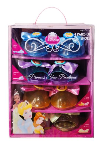 Disney Princess Shoe Boutique -