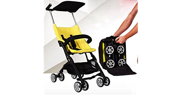 Amazon.com : Lightweight umbrella car portable folding baby stroller travel trolley bugaboo poussette carro bebe cochecitos de bebe buggy : Baby