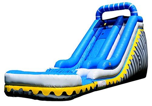 JumpOrange Commercial Grade Inflatable 18' Skyline Super Par