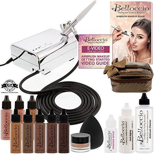 Belloccio Professional Airbrush Cosmetic Foundation