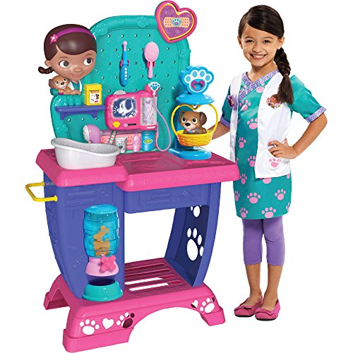 Disney Doc McStuffins Pet Vet Checkup Center for healing pets