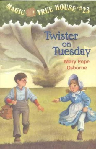 Twister on Tuesday (Magic Tree House No 23) Edition: First