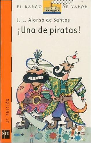 """Resultat d'imatges per a """"¡Una de piratas! alonso de santos"""""""""""