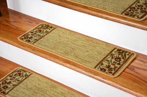 Dean Premium Carpet Stair Treads