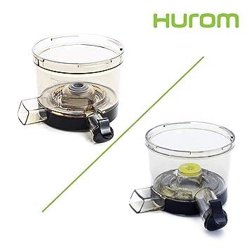 Original HUROM® Slow Juicer Rotationsbürste 2 Silkonwischer 1G//2G Ersatzteile