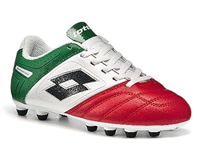 scarpe da calcio lotto verdi
