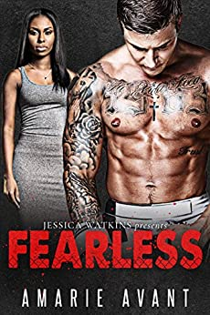 Fearless: a Sports Romance by [Avant, Amarie]