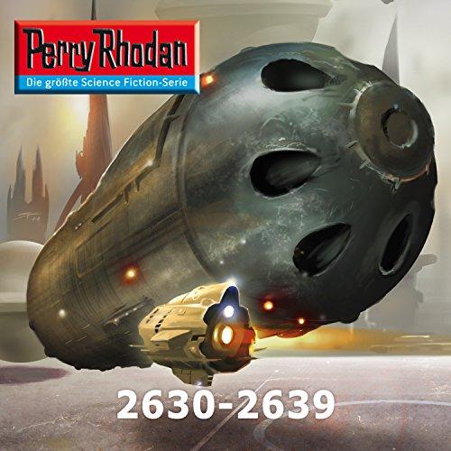 Perry Rhodan, Sammelband 24: Perry Rhodan 2630-2639 (Marc Jacobs Herren)