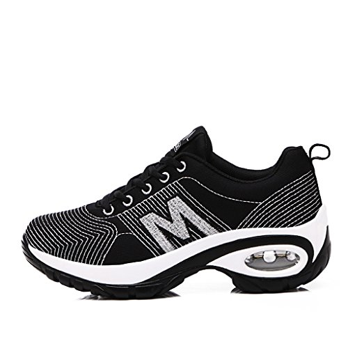 2017 Casual Fashion Sneakers Paare Schuhe Trainer Casual Sportschuhe 35-40 Silver