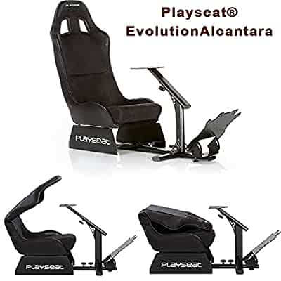 Playseat Evolution Alcantara Gaming Seat