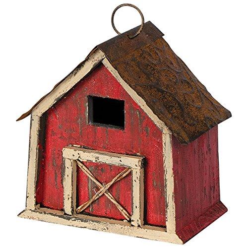 Carson Home Accents Rustic Barn Birdhouse ()