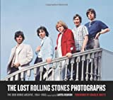 The Lost Rolling Stones Photographs, Larry Marion, 0061960799