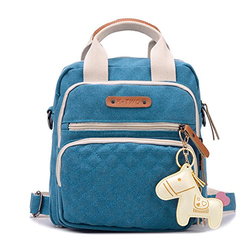 mochila/bolsos/bolso/paquete pequeño cuadrado/bolsa de lona/mochila/bolso de bandolera/La bolsa de mensajero-C D