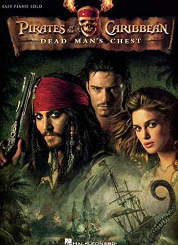 Pirates of the Caribbean - Dead Man's Chest: Easy Piano Solo PDF
