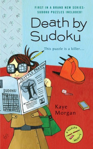 Death by Sudoku (A Sudoku Mystery Book 1)
