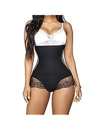 teemzone Body Shaper Shapewear Butt Lifter High Waist Underwear Waist Trainer