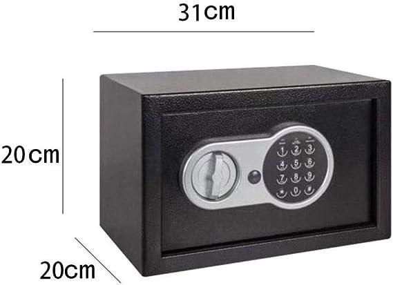LZRZBH Caja fuerte electrónica Caja de seguridad digital Ocultos ...