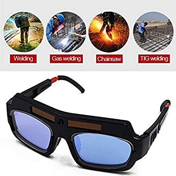 Solar Auto Darken Welding Helmets Eyes UV IR Protector Cap Goggles cover Parts