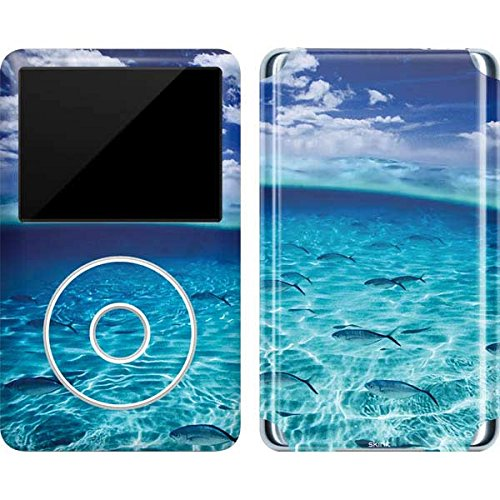 Animal Photography iPod Classic (6th Gen) 80 & 160GB Skin - Transparent School of Fish Vinyl Decal Skin For Your iPod Classic (6th Gen) 80 & -