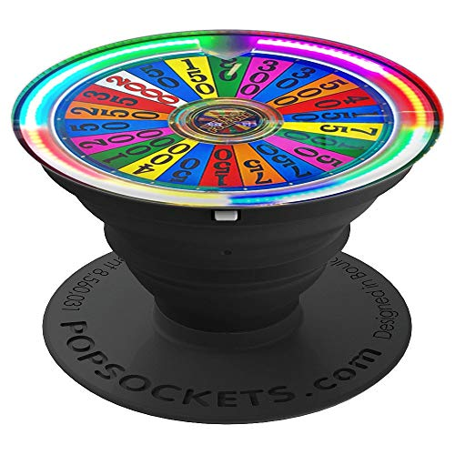 Las Vegas Gifts - Colorful Phone Grip Slot Machine Las Vegas - PopSockets Grip and Stand for Phones and Tablets