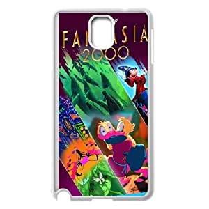 Samsung Galaxy Note 3 White phone case Classic Style Disney Cartoon Fantasia 2000 WOL8010162