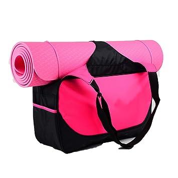 IMON LL Entrenamiento Bolso, Bolsa de Fitness con Yoga Ropa ...