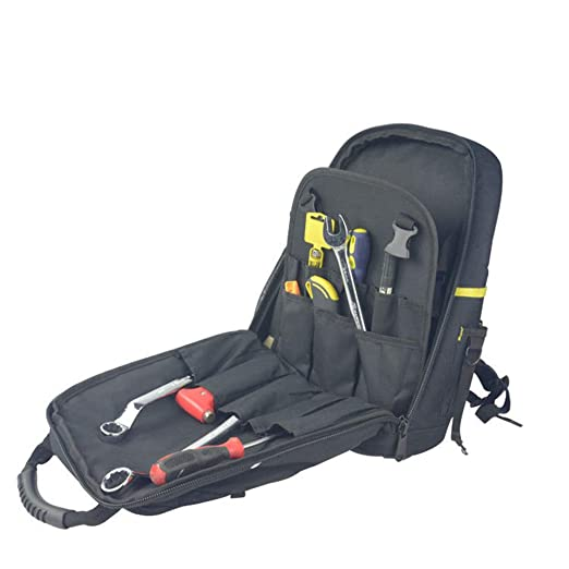 Bolsa de herramientas eléctrica profesional, mochila para ...
