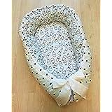 Baby Nest Baby Bed Gift Baby Crib Bedding White