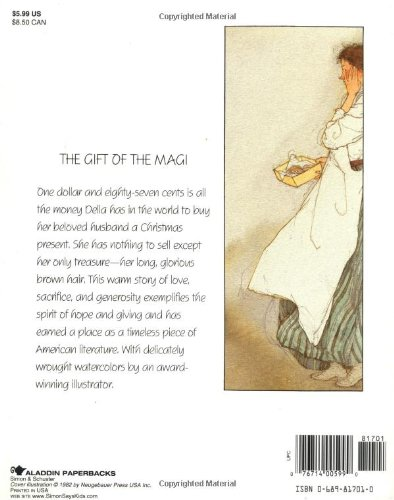 Amazon the gift of the magi aladdin picture books lisbeth amazon the gift of the magi aladdin picture books lisbeth zwerger o henry christmas negle Images