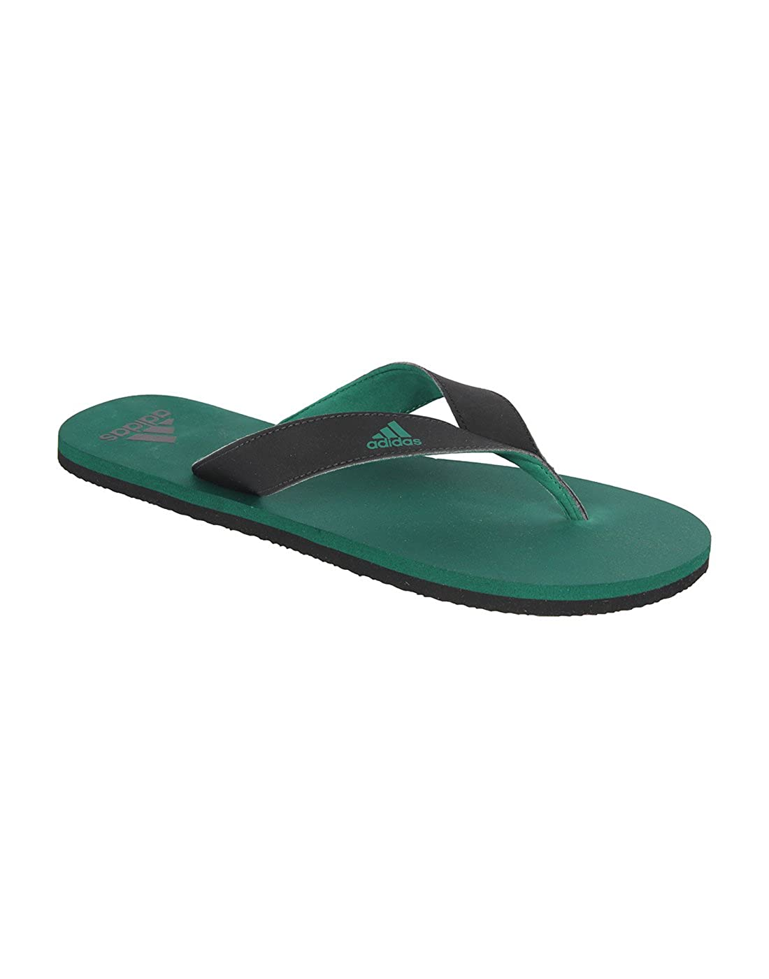 555e1569f Adidas Men s Eezay Max Out Corgrn Black Flip Flops Thong Sandals-6 UK India  (39.33 EU)(BA4878)  Buy Online at Low Prices in India - Amazon.in