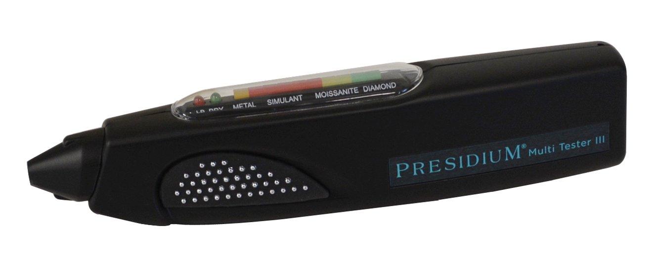 Presidium Multi-Tester (PMuT III) Jewelry Making Moissanite Diamond Identifier Testing Tool by PMC Supplies LLC (Image #1)
