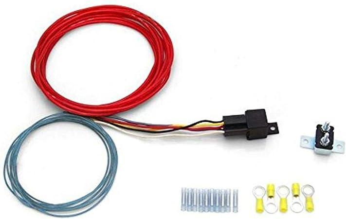 Amazon.com: Helix 9524 Single Air Compressor Wire Harness Kit: AutomotiveAmazon.com