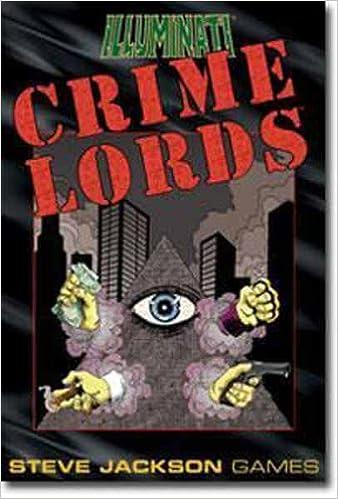 Illuminati: Crime Lords (Steve Jackson Games): Amazon.es: Jackson, Steve: Libros en idiomas extranjeros