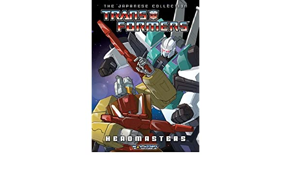 Transformers Japanese Collection: Headmasters by Shout ...