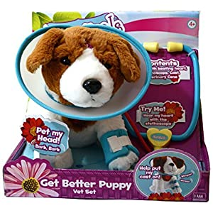 Amazimals Get Better Puppy Vet Set - 51dTAqskW9L - Amazimals Get Better Puppy Vet Set