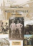 Image de Mille-feuille : Carnets inédits d'un Poilu du Nord